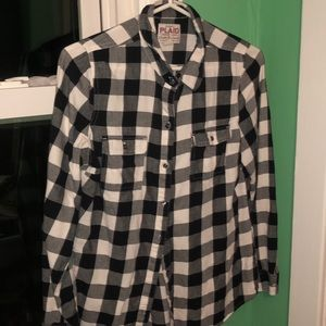 Checkerboard Flannel